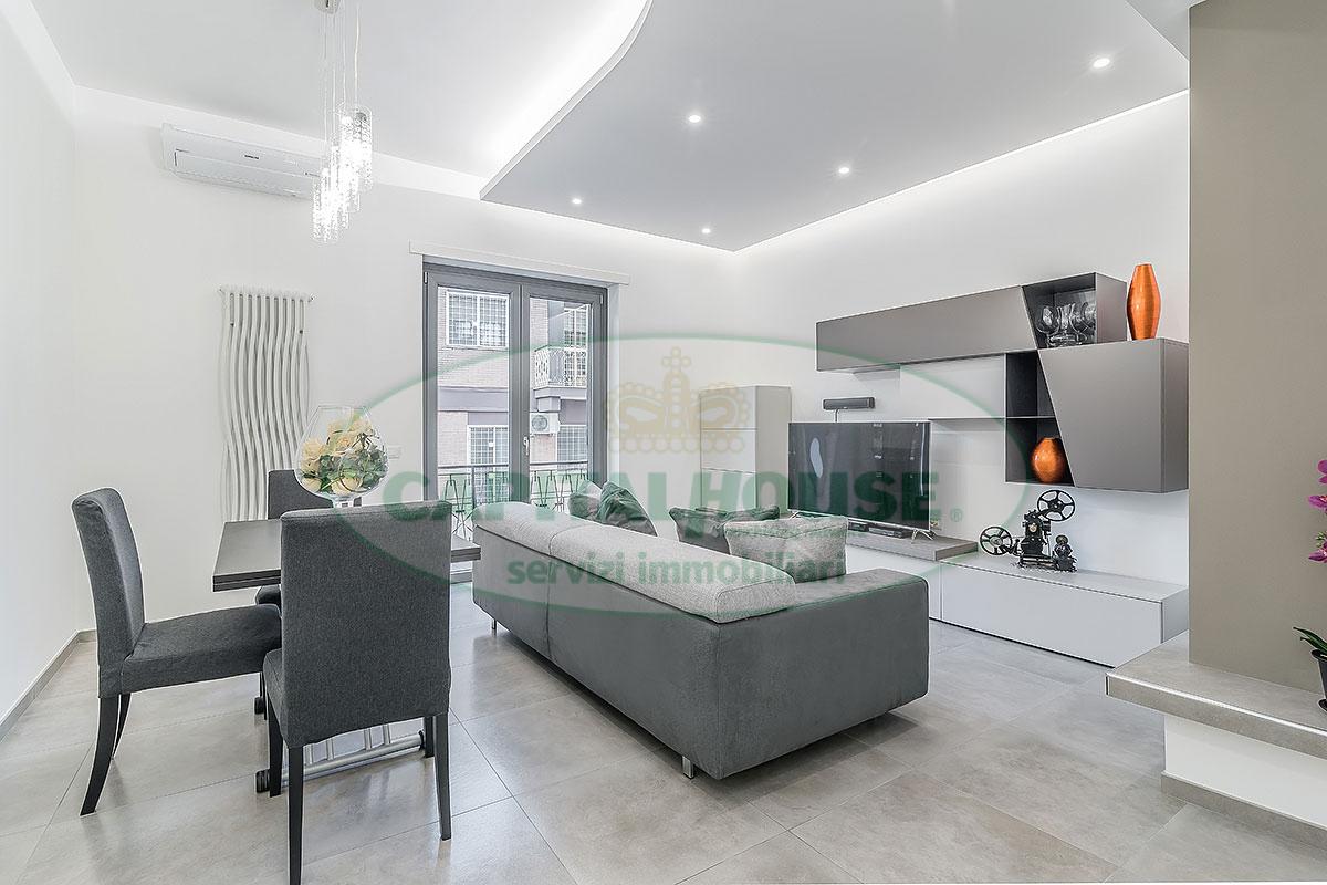 Appartamento in vendita a San Gennaro Vesuviano, 4 locali, prezzo € 135.000 | CambioCasa.it