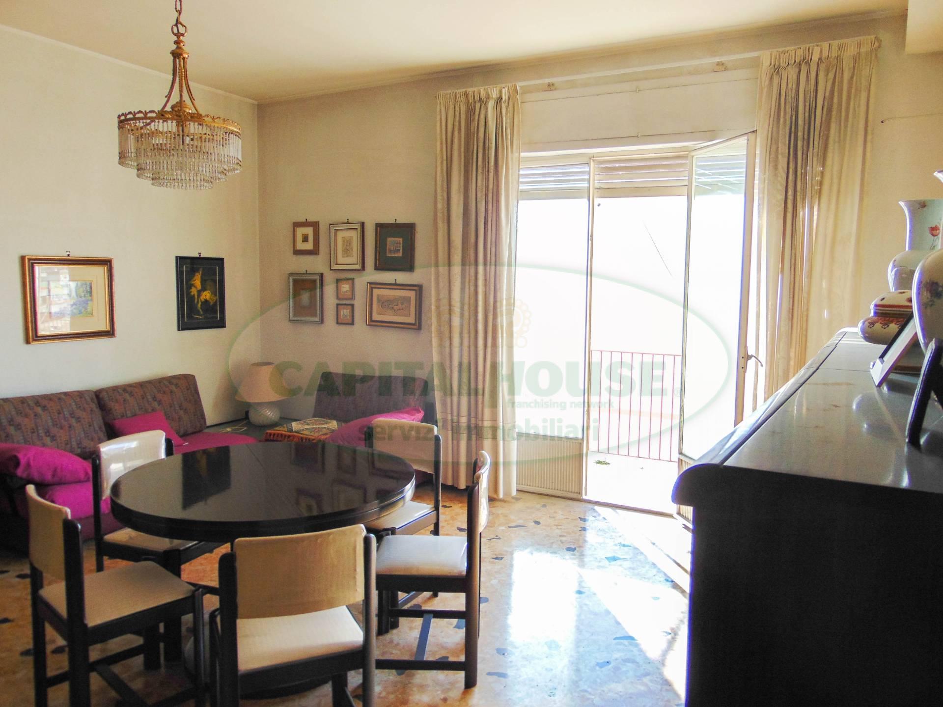 vendita appartamento santa maria capua vetere zona villa  110000 euro  4 locali  112 mq
