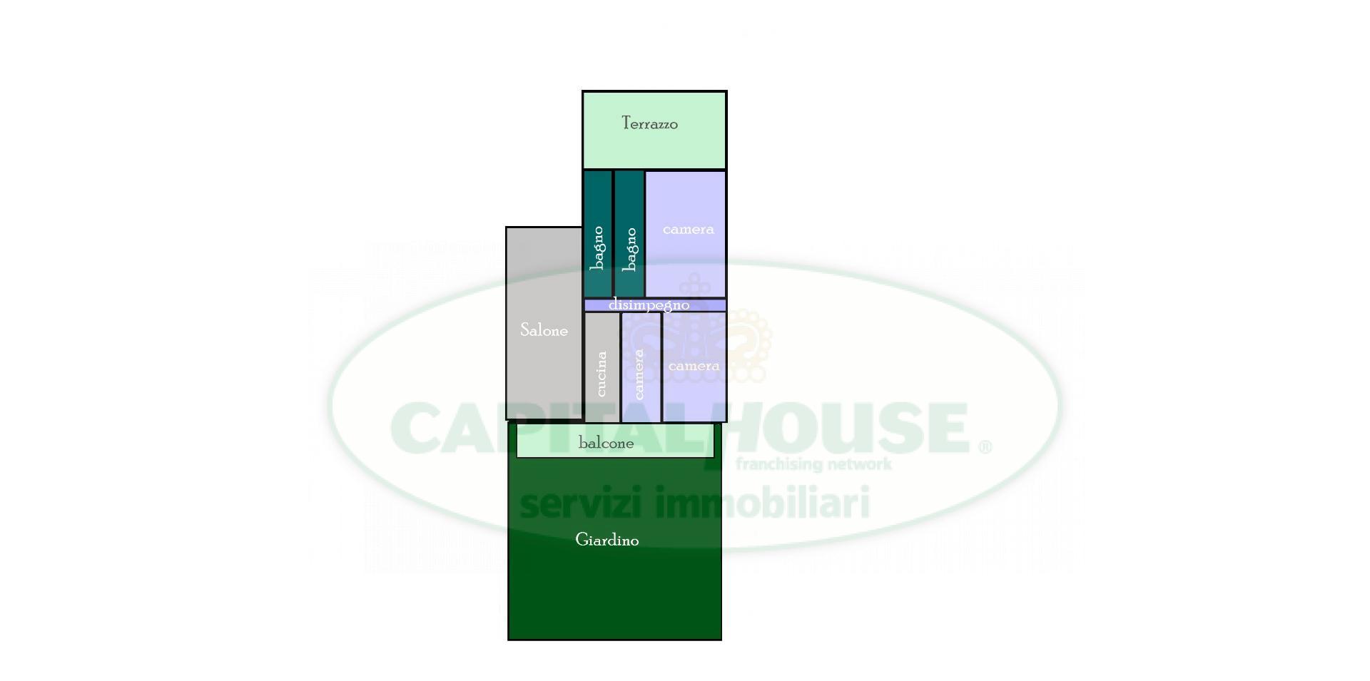 avellino vendita quart:  capitalhouse avellino2 esclusiva srl
