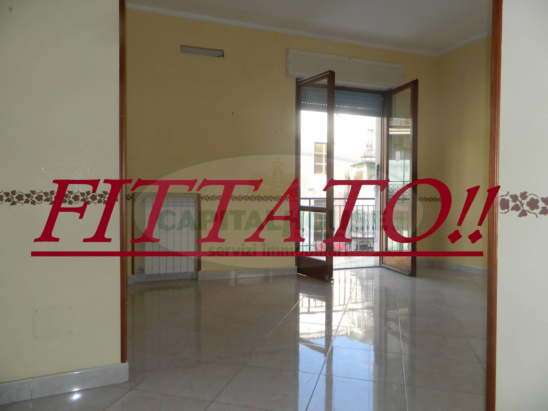 Appartamento in affitto a Afragola, 3 locali, zona Località: ZonaMarconi/Liceo, prezzo € 430 | CambioCasa.it