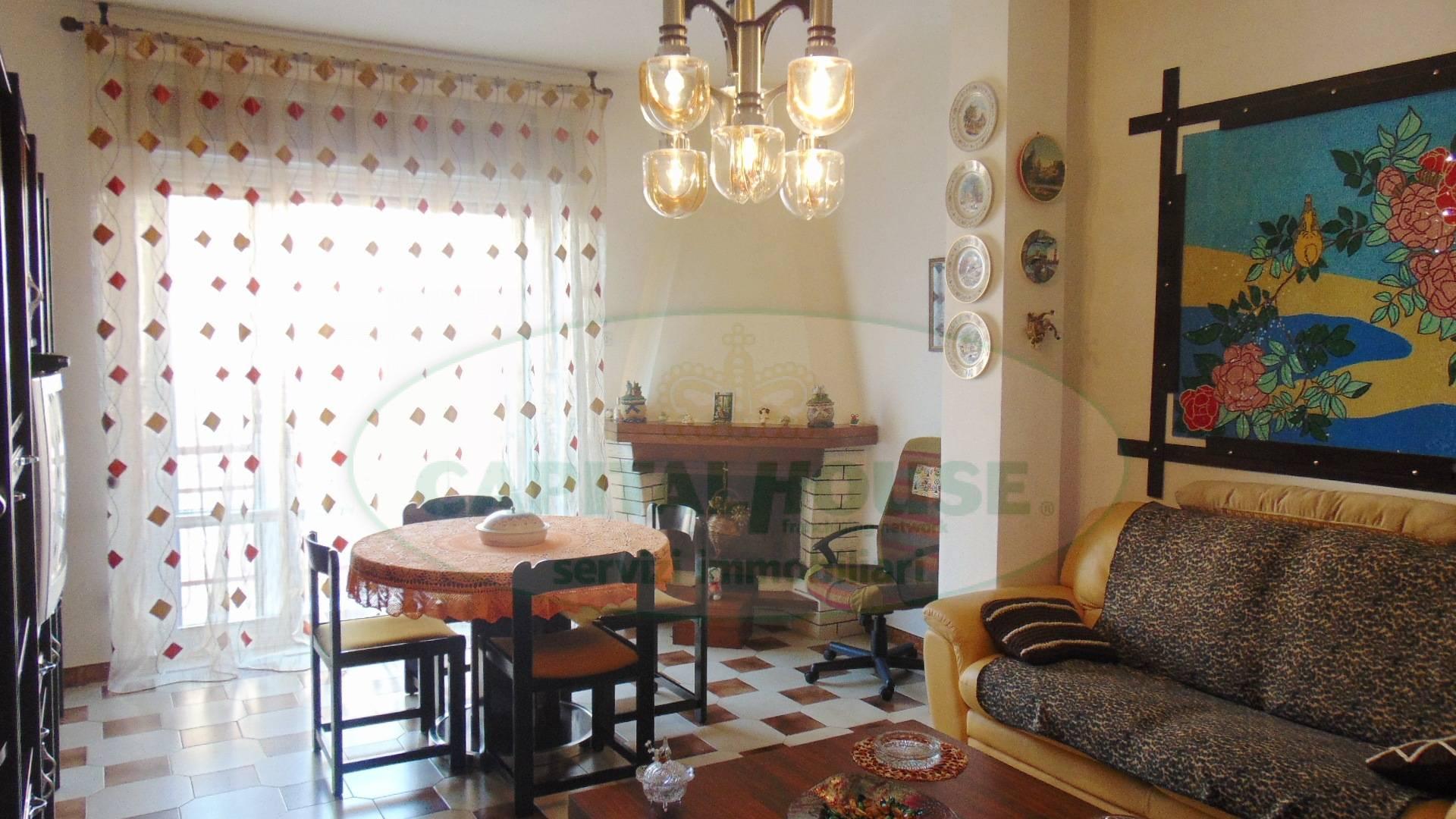 Appartamento in vendita a Quadrelle, 3 locali, prezzo € 93.000   CambioCasa.it
