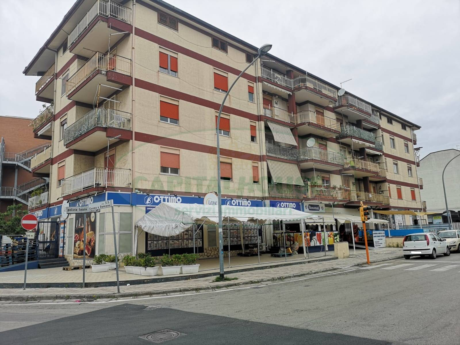 Appartamento in vendita a San Nicola la Strada, 3 locali, zona Località: L.DaVinci, prezzo € 110.000 | CambioCasa.it
