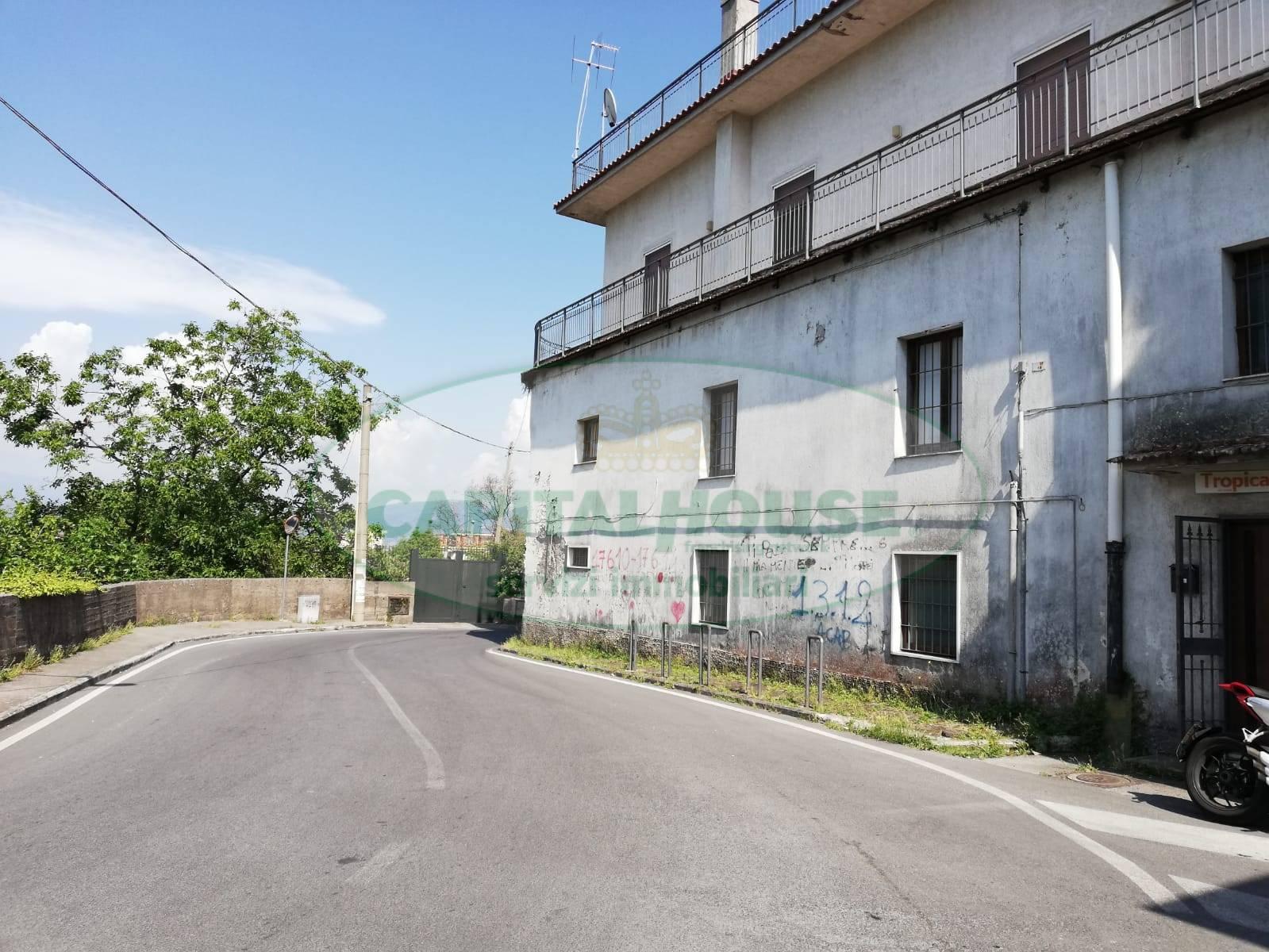 Soluzione Semindipendente in vendita a Ottaviano, 5 locali, prezzo € 189.000 | CambioCasa.it