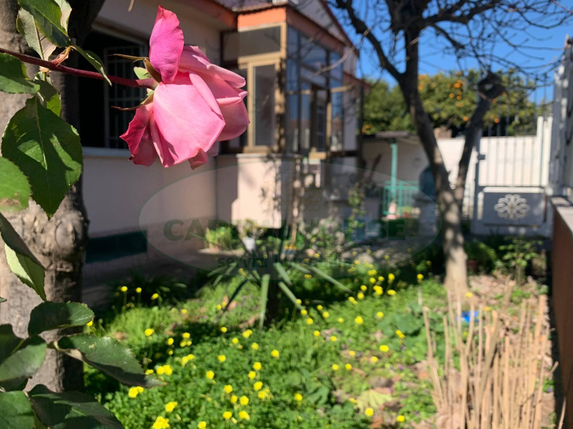 CASA INDIPENDENTE in Vendita a Santa Maria Capua Vetere (CASERTA)