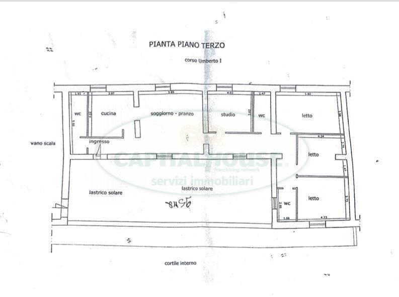 Appartamento in vendita a Marigliano, 5 locali, prezzo € 165.000 | PortaleAgenzieImmobiliari.it
