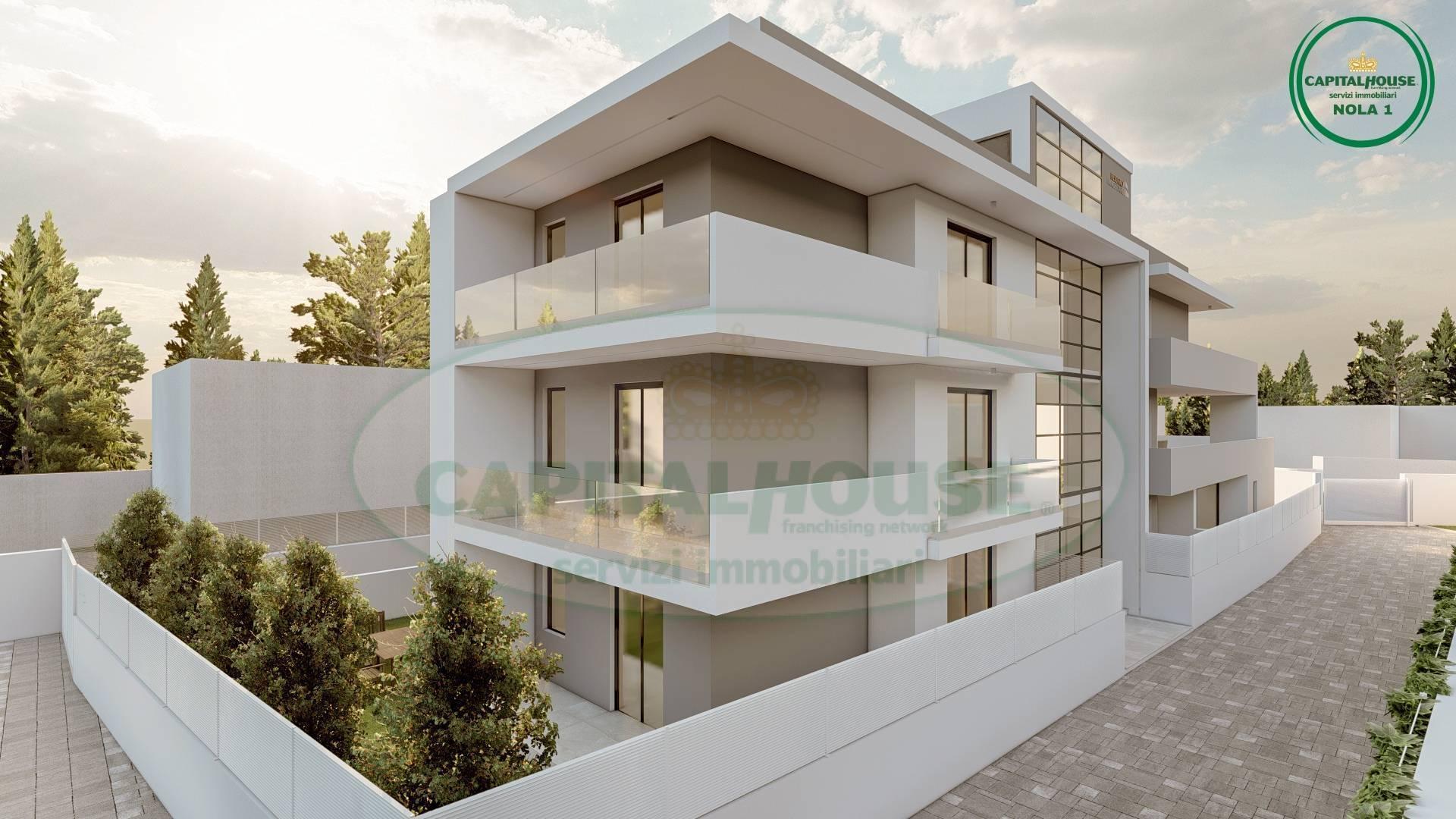 Appartamento in vendita a Cimitile, 4 locali, prezzo € 190.000   CambioCasa.it