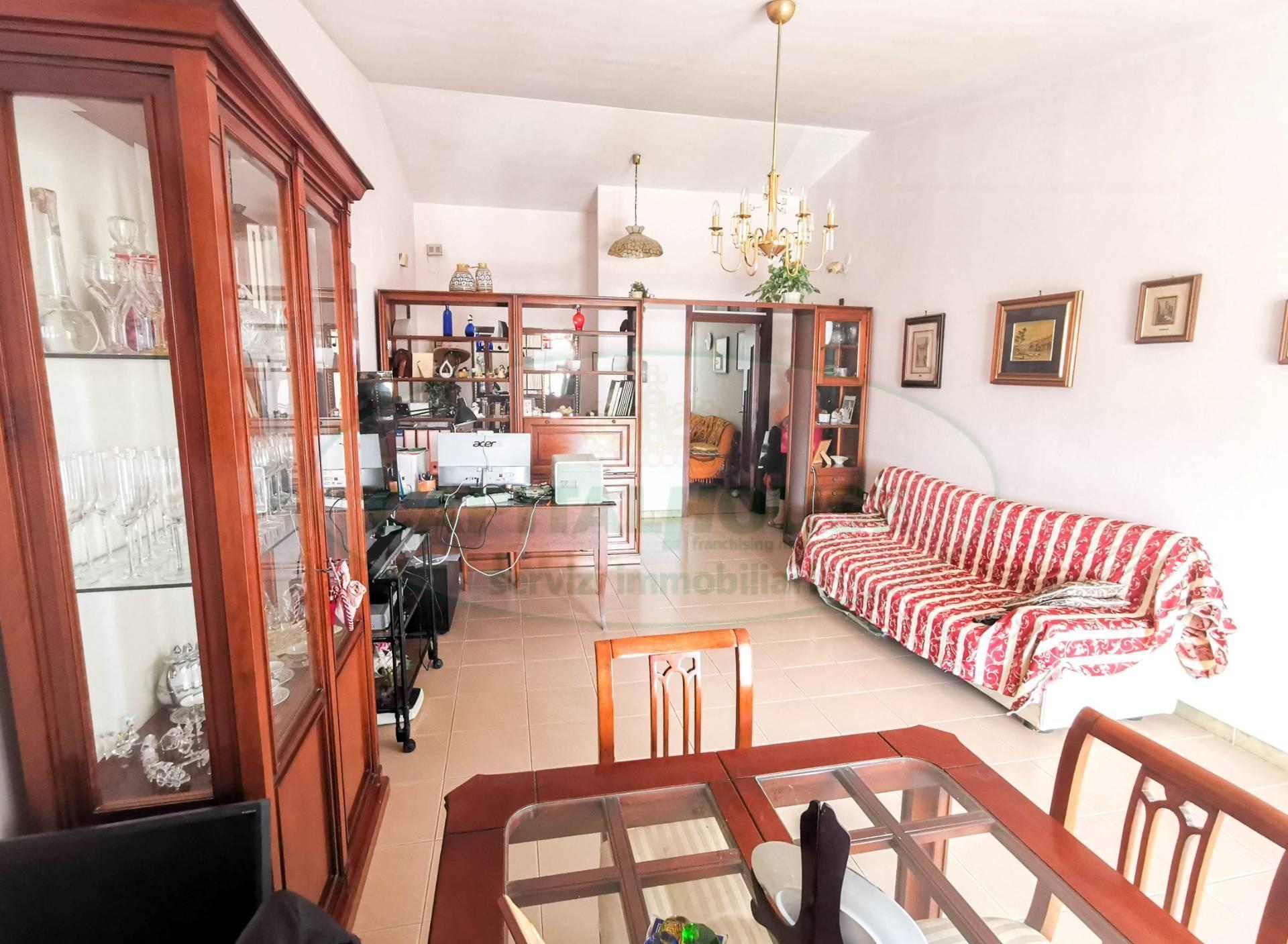 Appartamento in vendita a Capua, 4 locali, prezzo € 117.000 | PortaleAgenzieImmobiliari.it