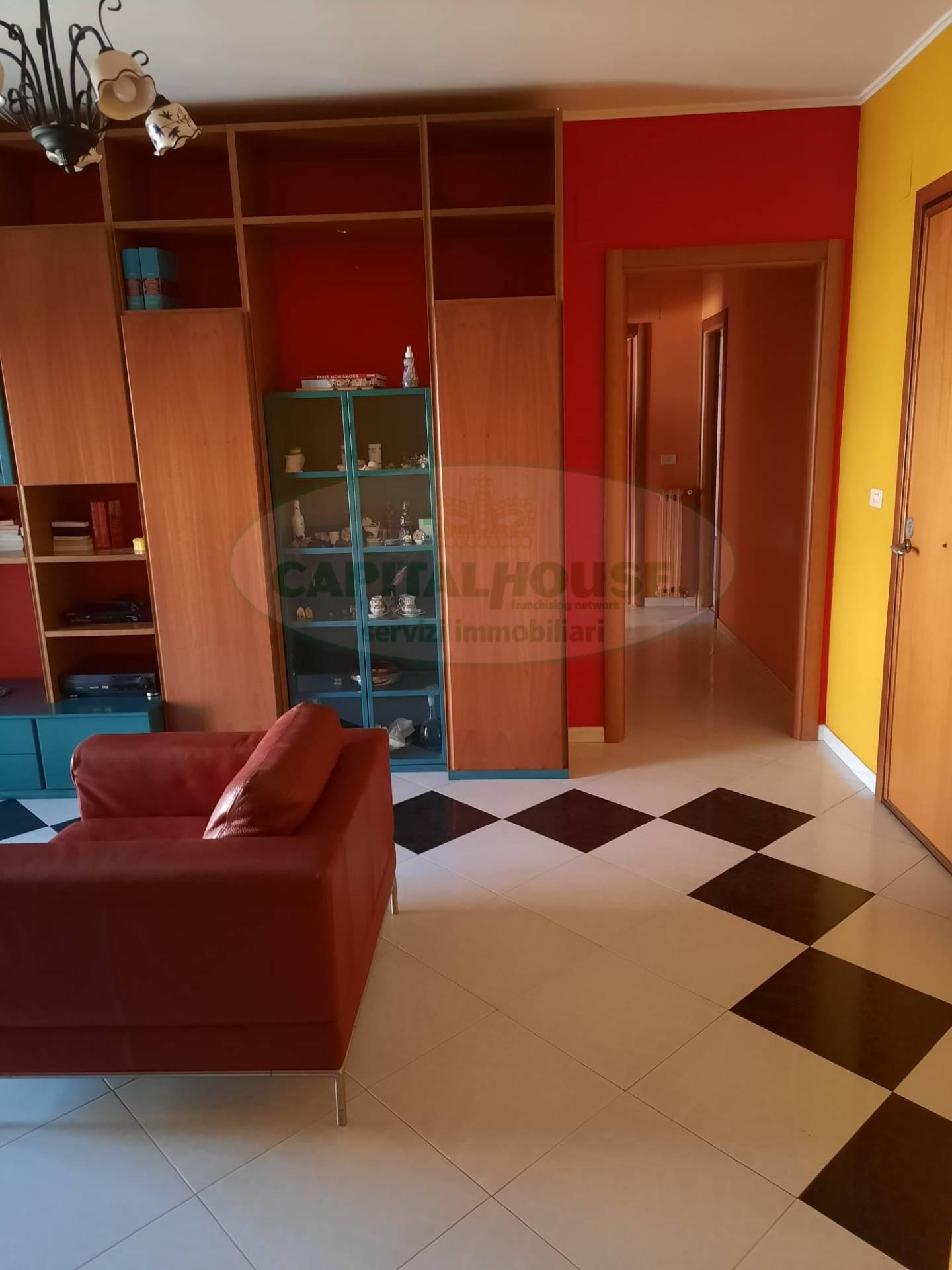 Appartamento in vendita a Marigliano, 3 locali, prezzo € 125.000 | CambioCasa.it