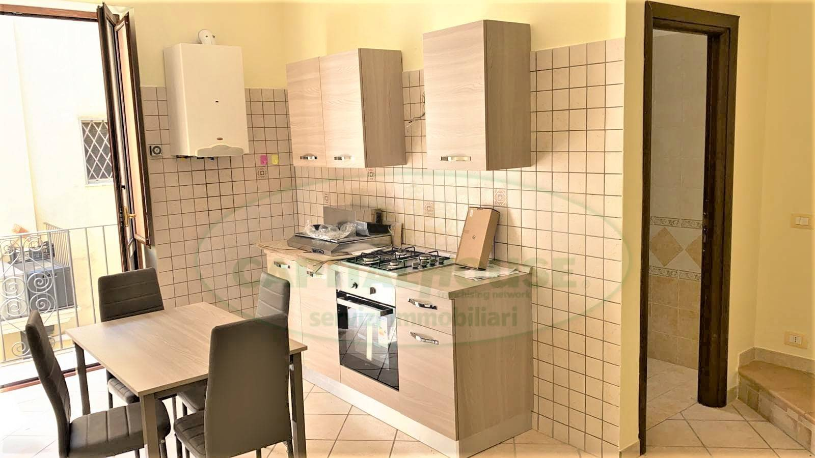 Soluzione Semindipendente in affitto a Mugnano del Cardinale, 2 locali, prezzo € 350 | CambioCasa.it