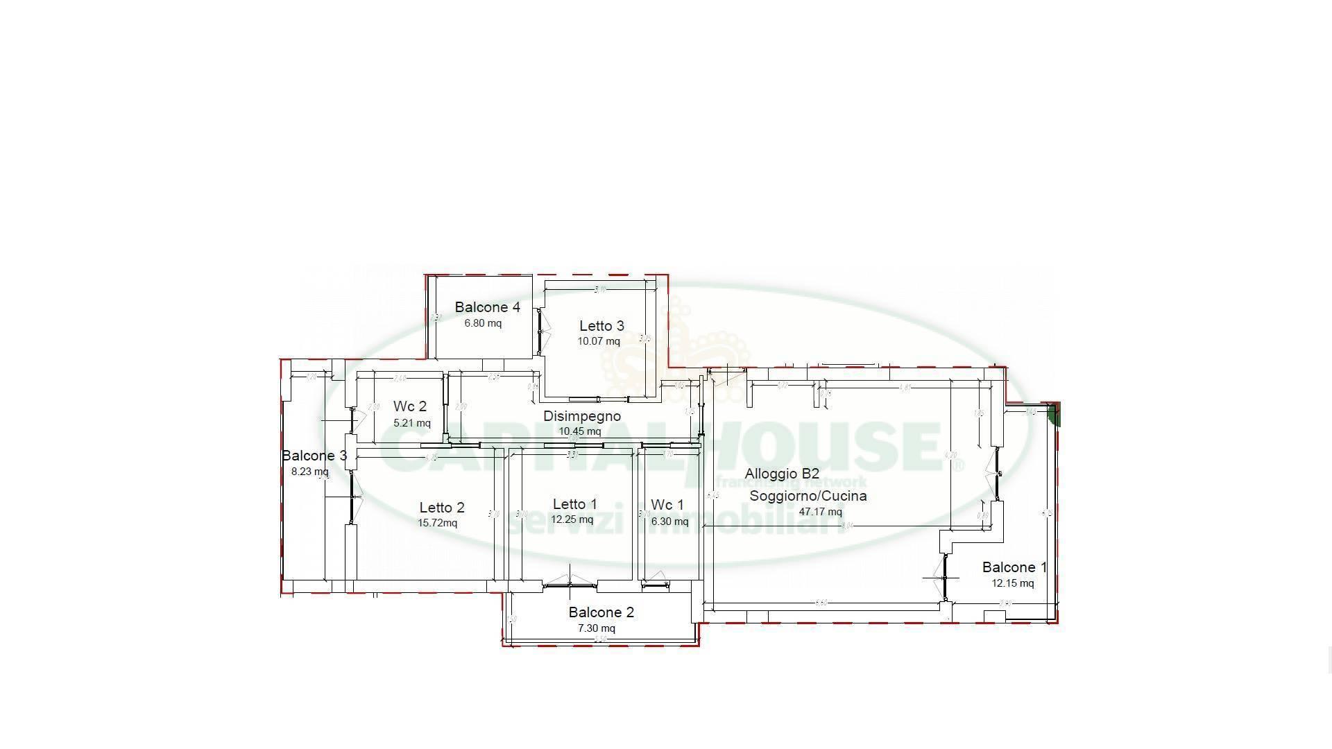 Appartamento in vendita a Pomigliano d'Arco, 4 locali, prezzo € 280.000 | PortaleAgenzieImmobiliari.it