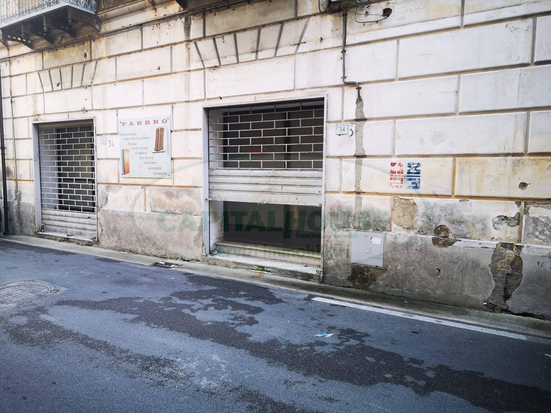 Negozio / Locale in affitto a San Nicola la Strada, 9999 locali, prezzo € 350 | CambioCasa.it