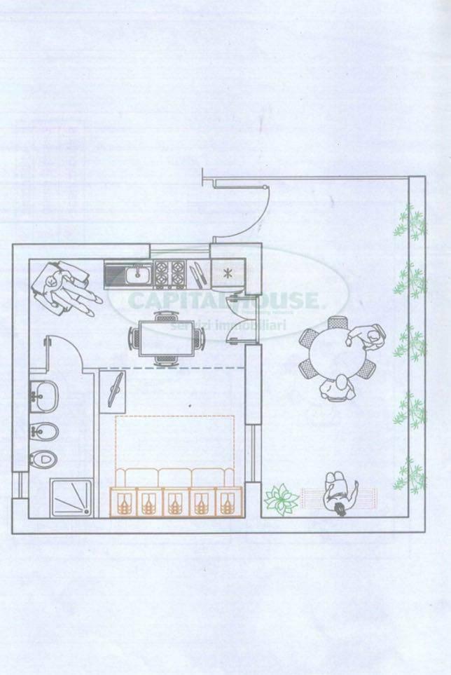 Appartamento in affitto a Afragola, 1 locali, zona Località: ZonaSanMarco, prezzo € 300 | CambioCasa.it