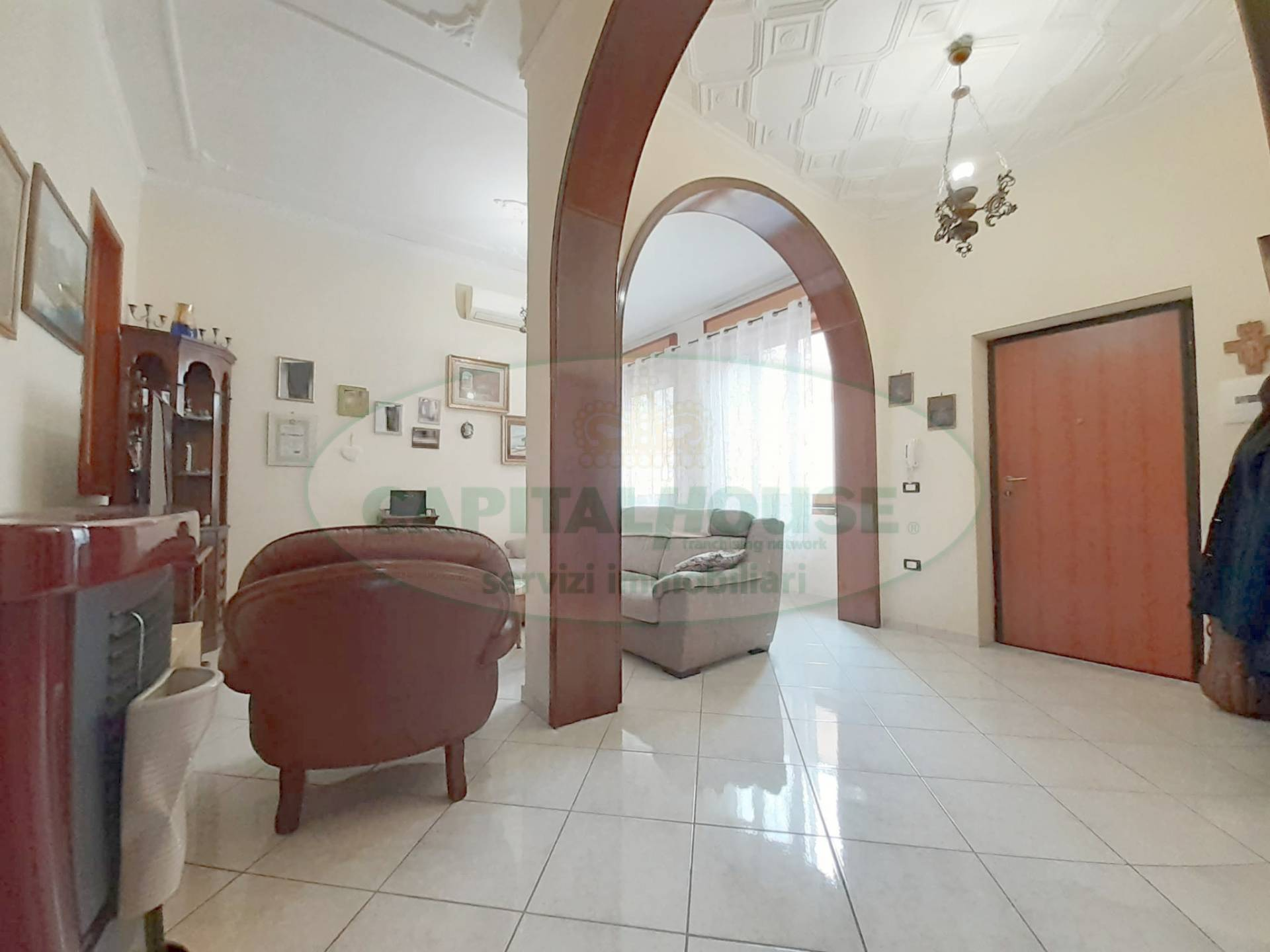 Casa semi-indipendente in vendita a Macerata Campania (CE)