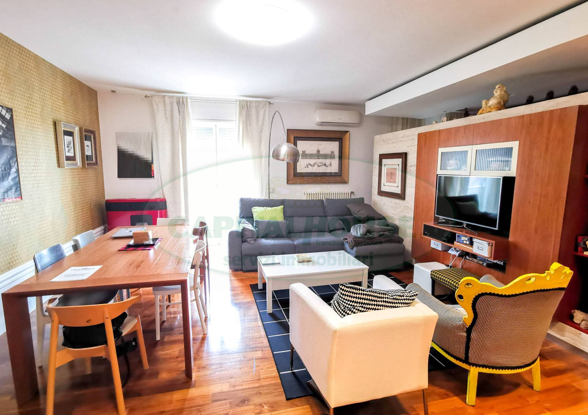 Appartamento in vendita a San Prisco, 4 locali, zona Località: ZonaPiscina, prezzo € 165.000 | PortaleAgenzieImmobiliari.it