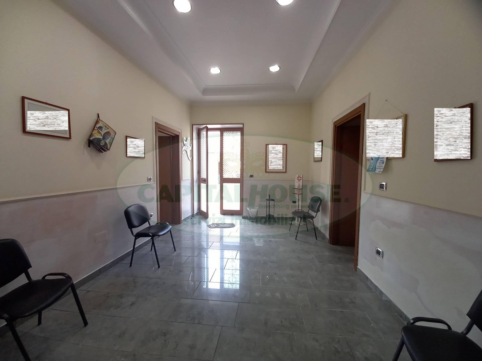 Ufficio / Studio in affitto a Capua, 9999 locali, zona Località: S.AngeloinFormis, prezzo € 200   CambioCasa.it