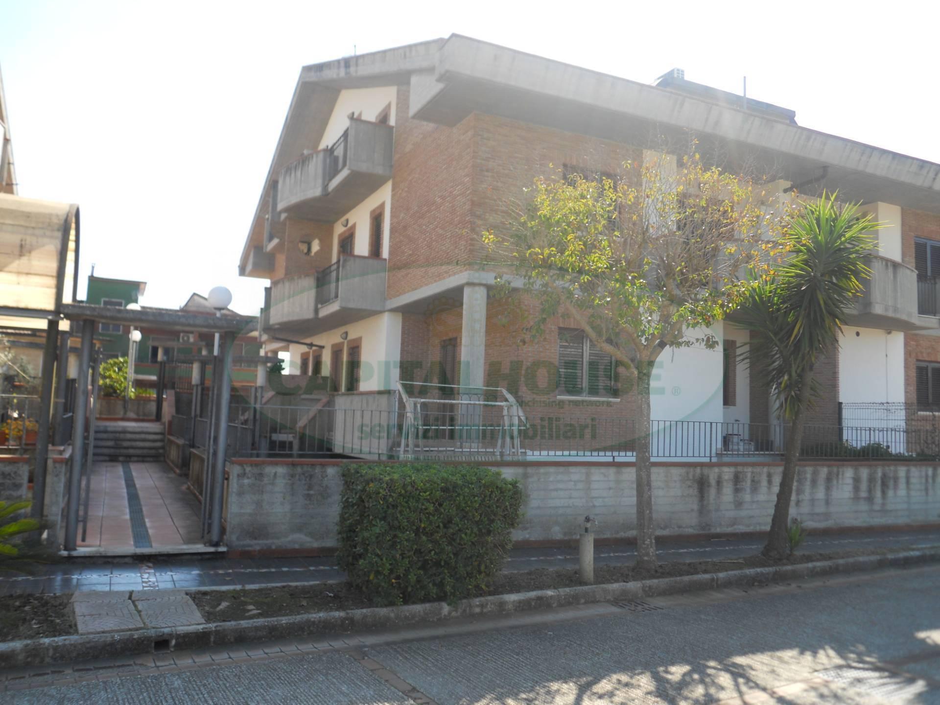 Villetta a schiera in vendita a Pignataro Maggiore (CE)