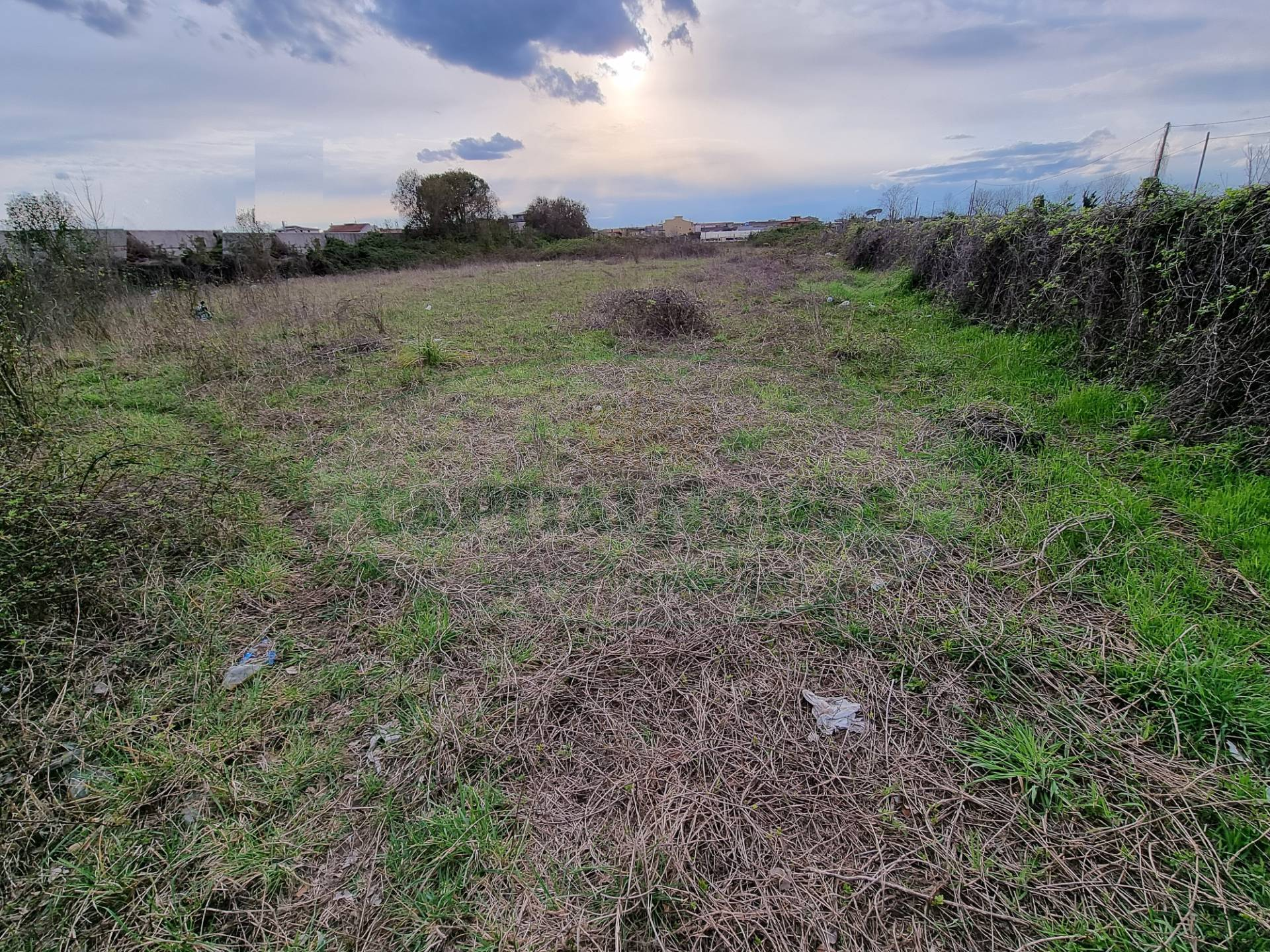 Terreno edificabile in vendita a Macerata Campania (CE)