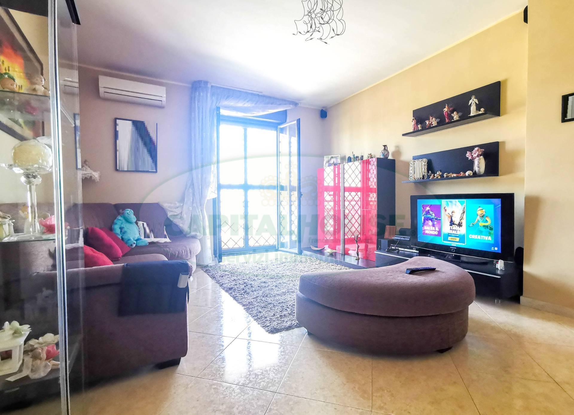 Appartamento in vendita a San Tammaro (CE)