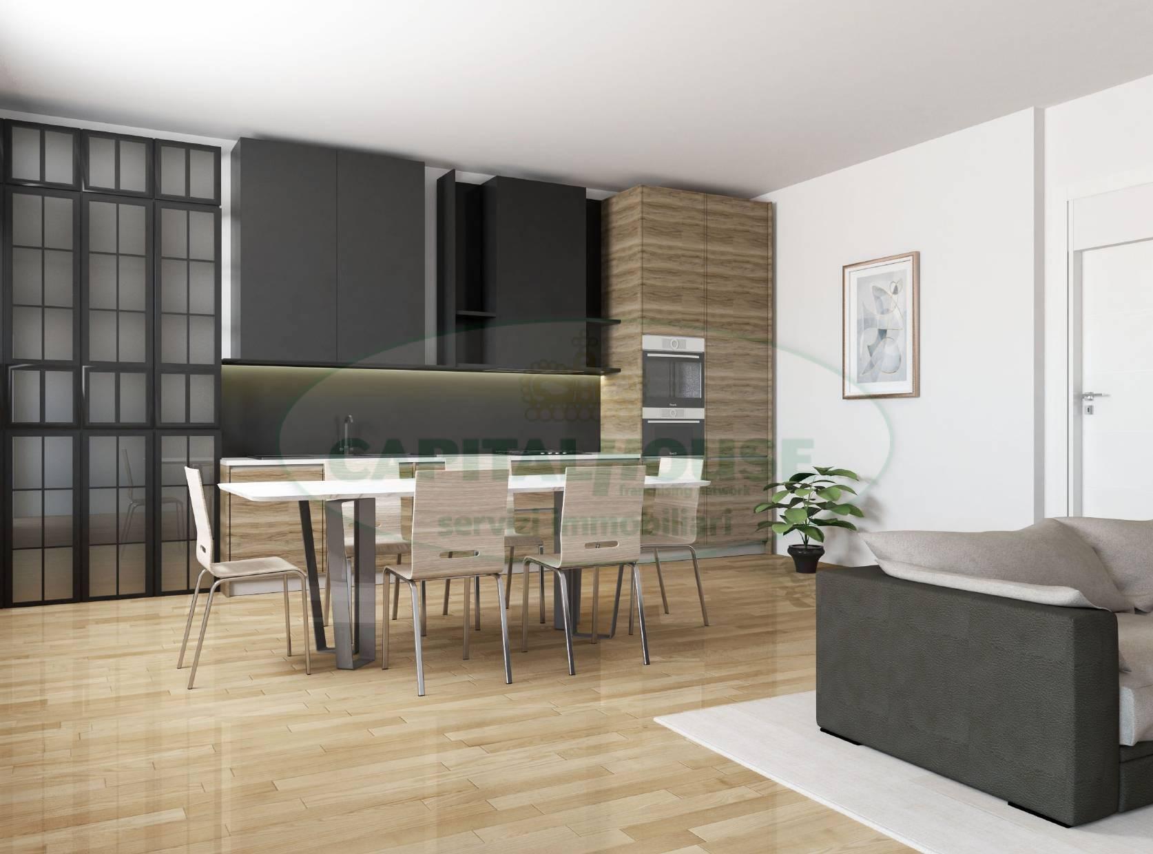 Appartamento in vendita a Capua (CE)