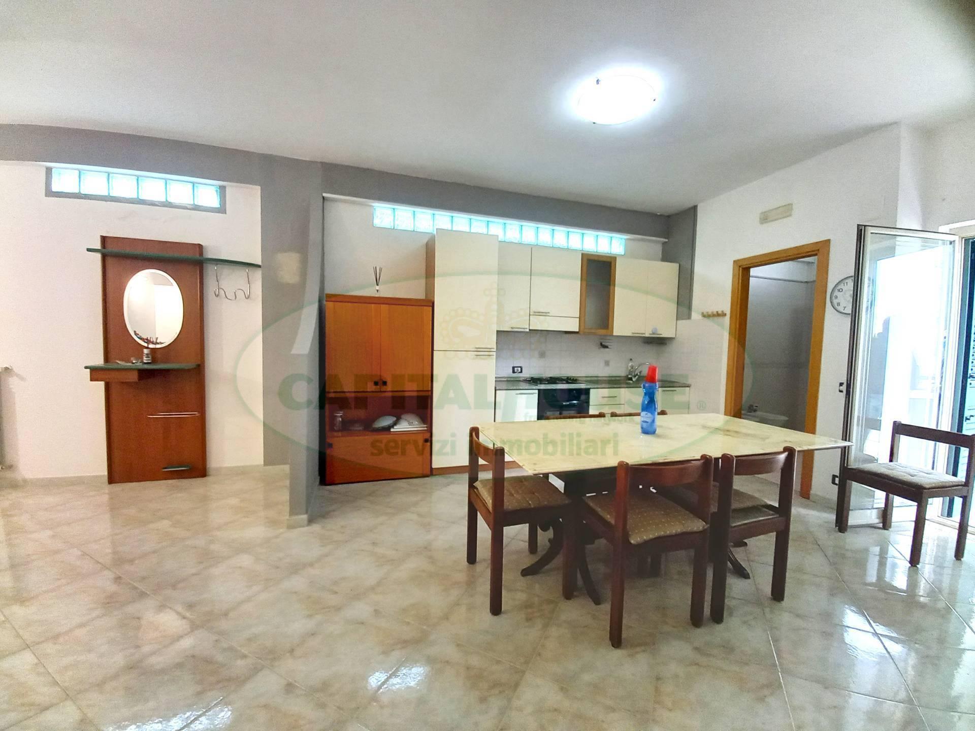 Appartamento in affitto a Capua, 3 locali, zona Località: S.AngeloinFormis, prezzo € 350   CambioCasa.it