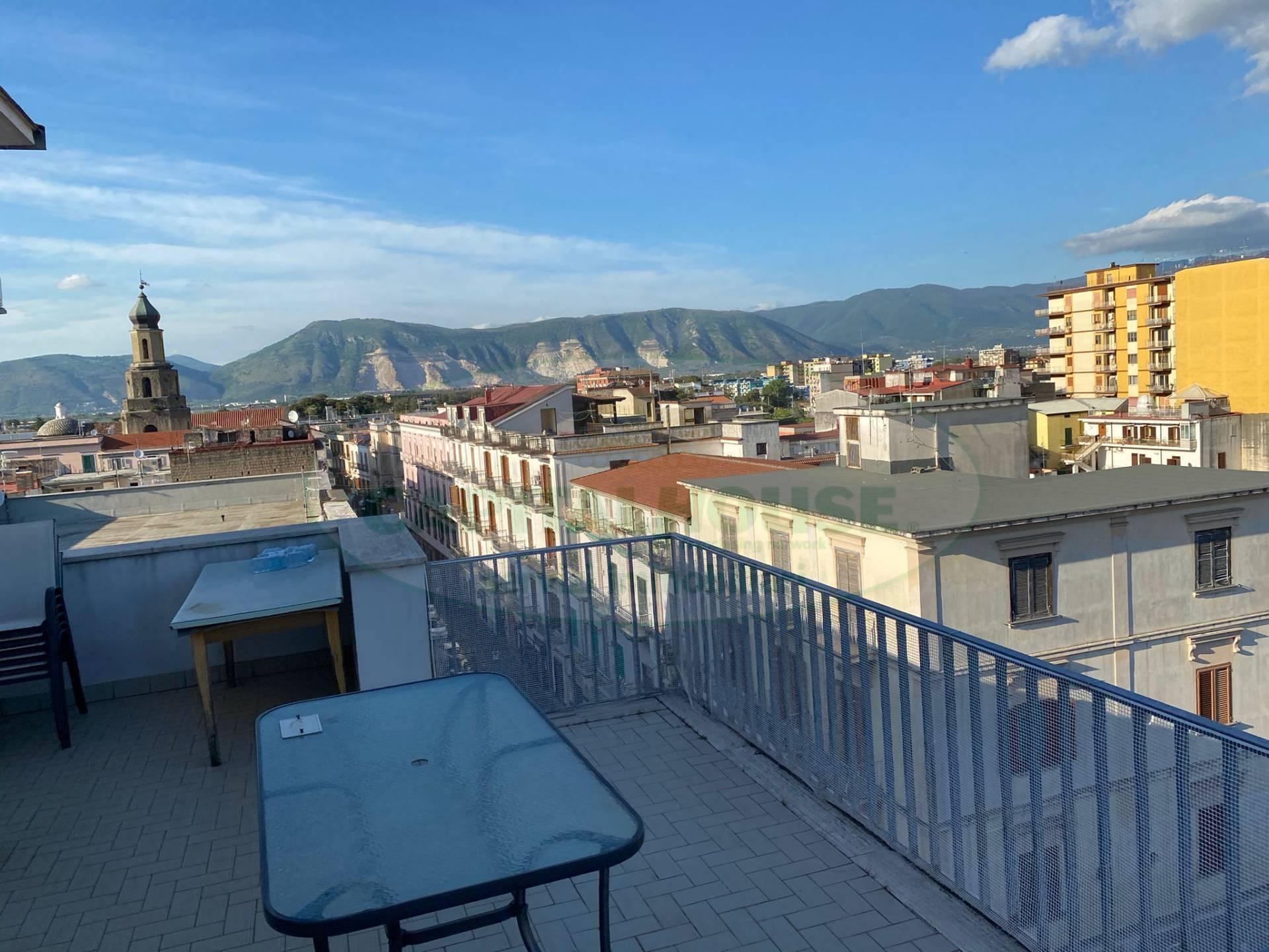 Appartamento in vendita a Marigliano, 2 locali, prezzo € 75.000 | PortaleAgenzieImmobiliari.it