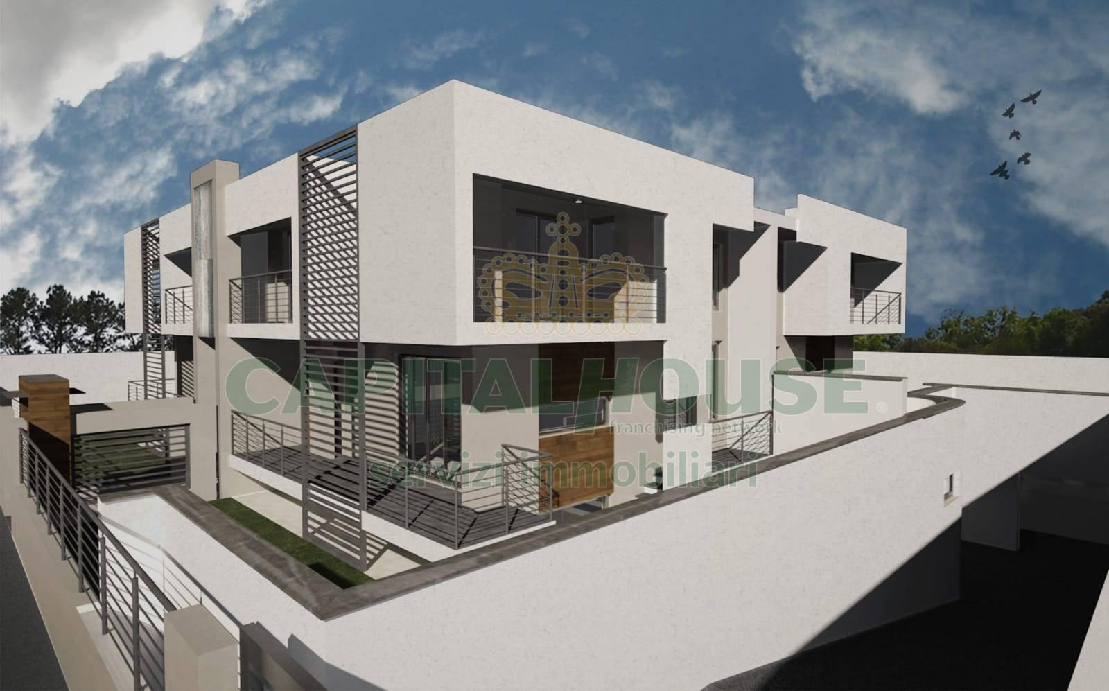 Villa a Schiera in vendita a Cicciano, 5 locali, prezzo € 230.000 | CambioCasa.it