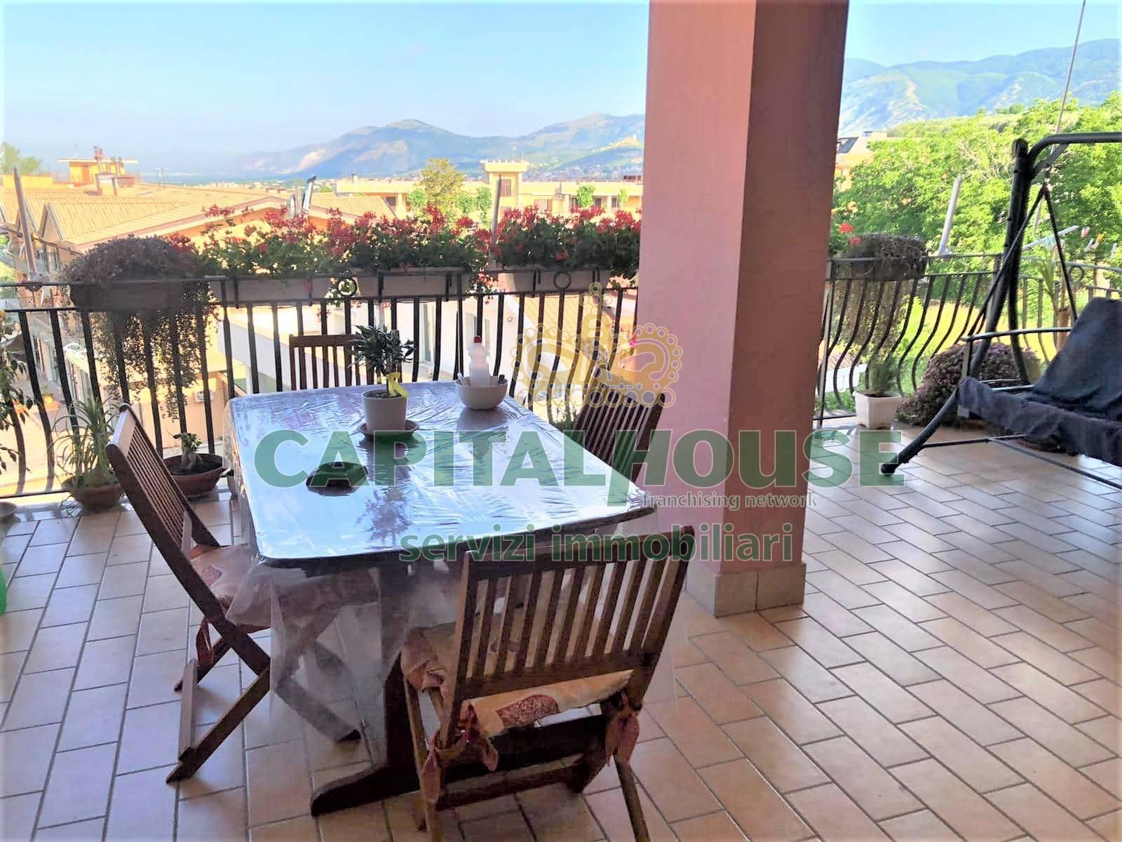 Appartamento in affitto a Sirignano, 3 locali, prezzo € 550   CambioCasa.it