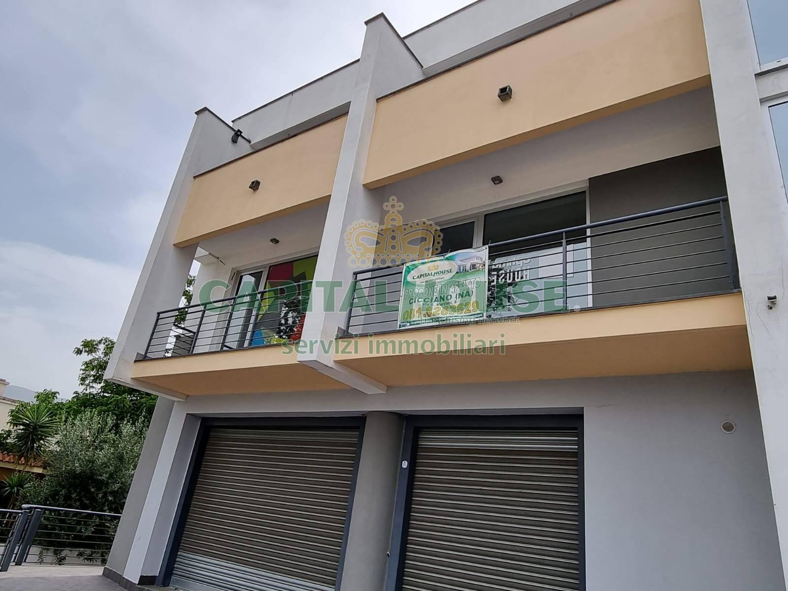 Ufficio / Studio in affitto a Camposano, 9999 locali, prezzo € 450 | CambioCasa.it