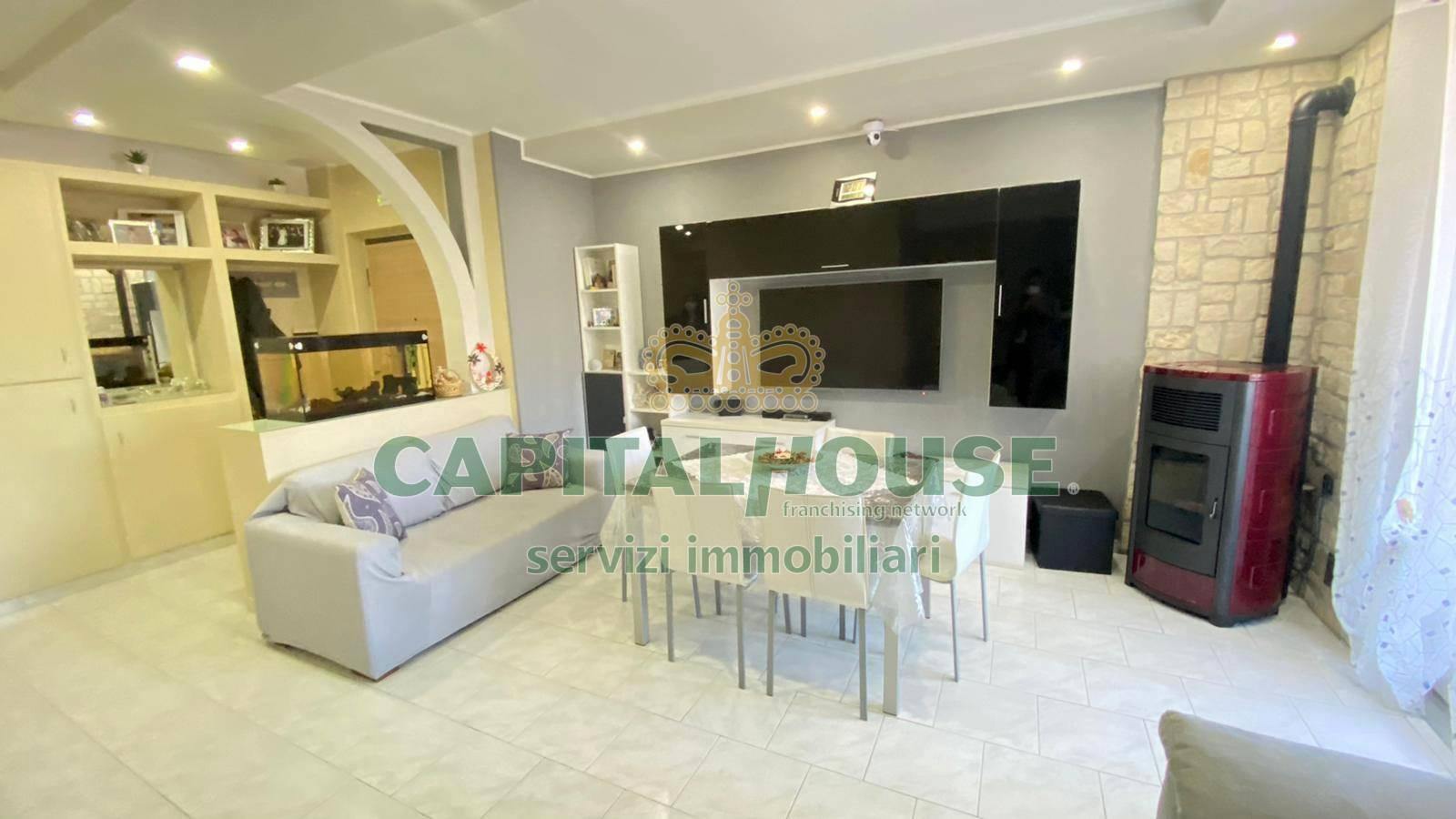Appartamento in vendita a Monteforte Irpino, 4 locali, zona Località: Campi, prezzo € 98.000   CambioCasa.it