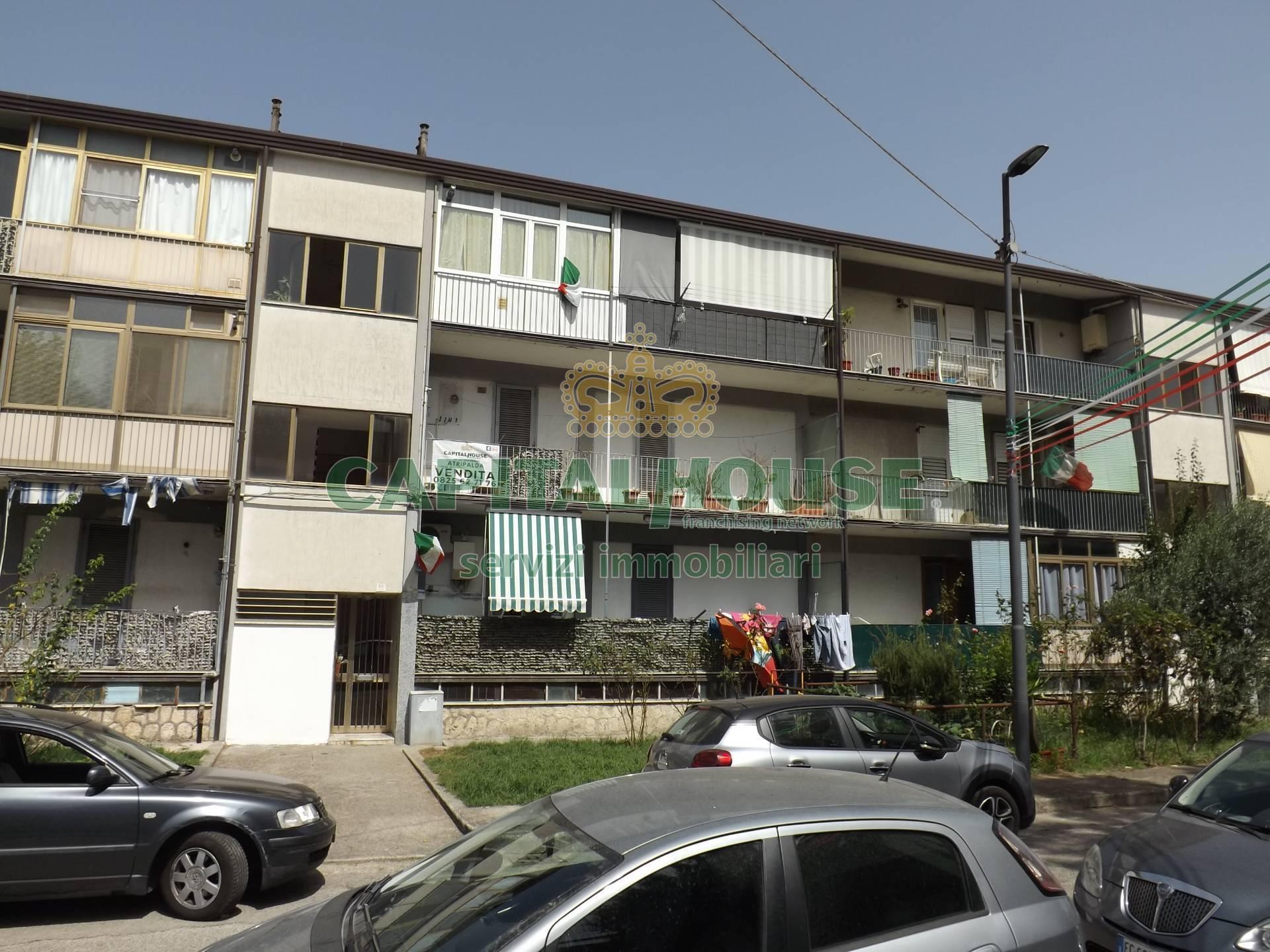 Appartamento in vendita a Atripalda, 3 locali, prezzo € 64.000 | CambioCasa.it
