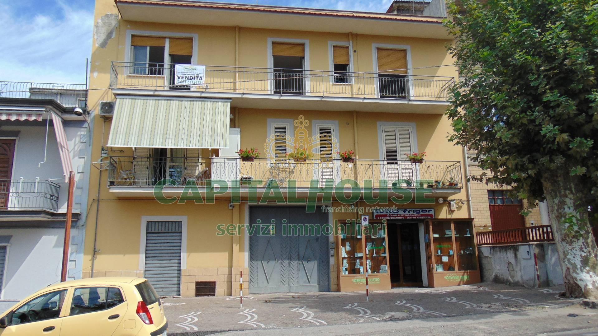 Appartamento in vendita a Sirignano, 4 locali, prezzo € 99.000   PortaleAgenzieImmobiliari.it