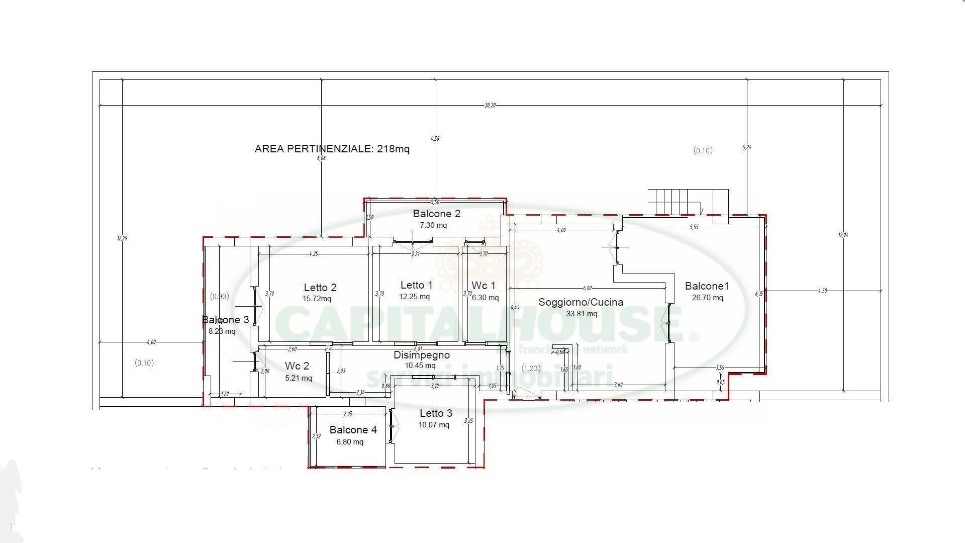 Appartamento in vendita a Pomigliano d'Arco, 4 locali, prezzo € 260.000 | PortaleAgenzieImmobiliari.it