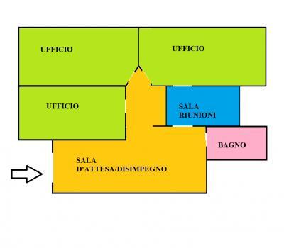 Vai alla scheda: Ufficio Affitto - Certaldo (FI) - Rif. 8177