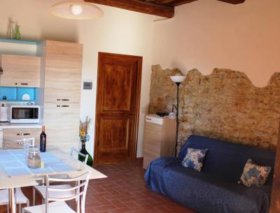 Vai alla scheda: Appartamento Affitto - Gambassi Terme (FI) | Catignano - Rif. 8235