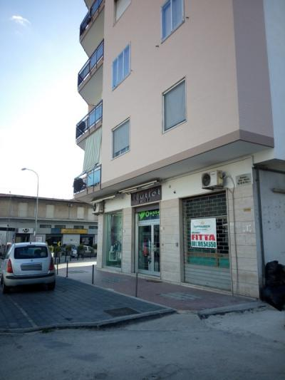 Vai alla scheda: Locale Commerciale Affitto - Nola (NA) - Rif. 8032