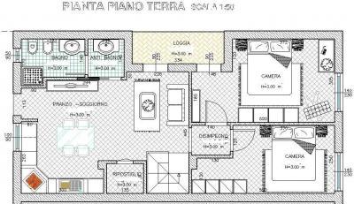 Vai alla scheda: Appartamento Vendita - Certaldo (FI) - Rif. 8093