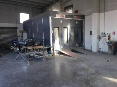 Vai alla scheda: Capannone Industriale Vendita - Portico di Caserta (CE) - Rif. 450 PORTICO