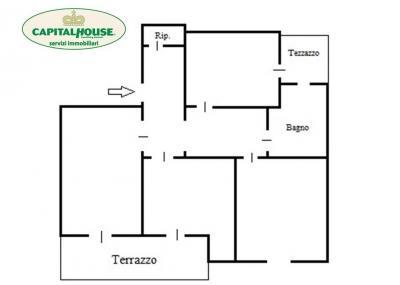 Vai alla scheda: Appartamento Vendita - Montespertoli (FI) - Rif. 8455