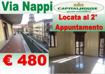 Vai alla scheda: Appartamento Affitto - Avellino (AV) | Centro - Rif. 8174