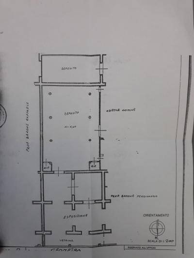 Vai alla scheda: Locale Commerciale Affitto - Casagiove (CE) - Rif. 3500lcb