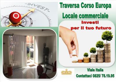 Vai alla scheda: Locale Commerciale Vendita - Avellino (AV)   Centro - Rif. 8191