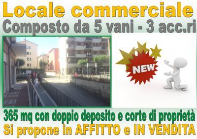 Vai alla scheda: Locale Commerciale Affitto/Vendita - Avellino (AV) | Centro - Rif. 8196