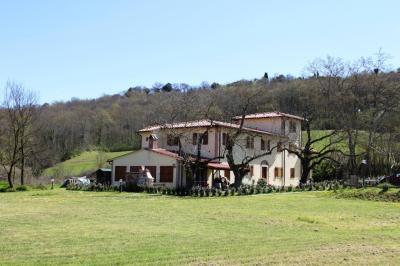 Vai alla scheda: Appartamento Vendita - San Gimignano (SI) - Rif. 8609