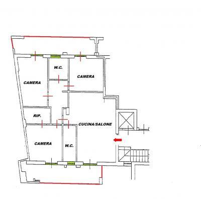 Vai alla scheda: Appartamento Vendita - Caserta (CE) | Tredici - Rif. 210SA