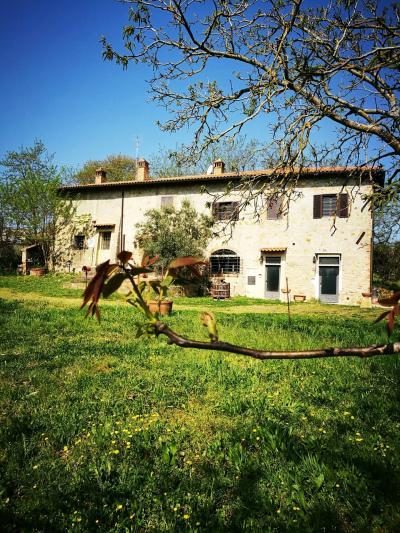 Vai alla scheda: Rustico / Casale / Corte Vendita - Gambassi Terme (FI) - Rif. 8438