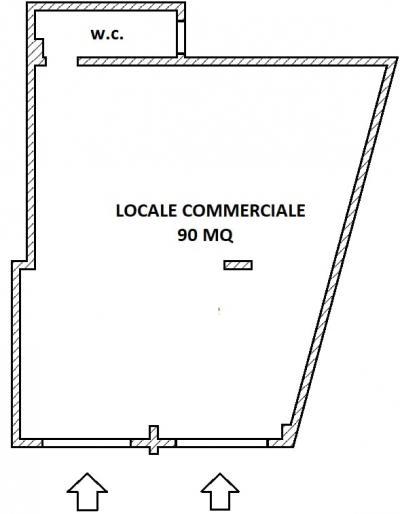 Vai alla scheda: Locale Commerciale Vendita - Santa Maria Capua Vetere (CE) | Zona Villa - Rif. 115/SMCV