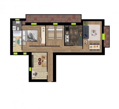 Vai alla scheda: Appartamento Vendita - Caserta (CE) | Acquaviva - Rif. 108P