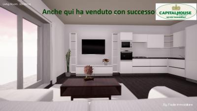 Vai alla scheda: Appartamento Vendita - Avellino (AV) | Corso Europa - Rif. 8128