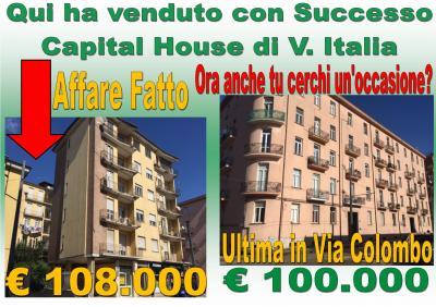 Vai alla scheda: Appartamento Vendita - Avellino (AV) | Centro - Rif. 8163