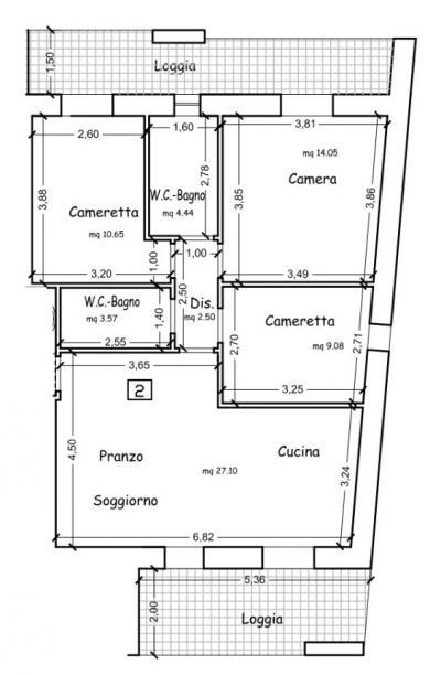 Vai alla scheda: Appartamento Vendita - Certaldo (FI) - Rif. 8750